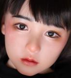 My Loli Waifu 略称MLWロり系ラブドール 138cm Bカップ 柚希Yuki頭部 TPE材質ボディー ヘッド材質選択可能 メイク選択可能