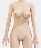 Jiusheng Doll ラブドール 150cm Dカップ #8頭部 TPE材質ボディー ヘッド材質選択可能 身長など選択可能
