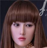 Jiusheng Doll ラブドール 150cm Dカップ #4 頭部 TPE材質ボディー ヘッド材質選択可能 身長など選択可能