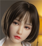 Jiusheng Doll ラブドール 150cm Dカップ #6 頭部 TPE材質ボディー ヘッド材質選択可能 身長など選択可能