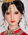 フルシリコン製ラブドール Sanhui Doll トルソー 100cm Fカップ #22ヘッド 新骨格搭載