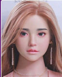 シリコン製ラブドール JY Doll Heads 頭部のみ ヘッド単体