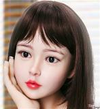 リアル人形 ラブドール 138cm AAカップ貧乳  #1頭部 高級シリコン頭部+TPE材質ボディ 身長など選べる XYDOLL