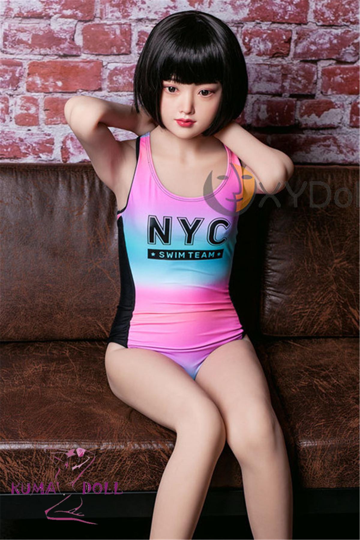 リアル人形 ラブドール 138cm AAカップ貧乳  #5頭部 高級シリコン頭部+TPE材質ボディ 身長など選べる XYDOLL