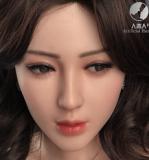 フルシリコン製ラブドール  RZR Doll 新発売 165cm Dカップ 婉莹(WanYing)ヘッド 2021年9月新作ボディ