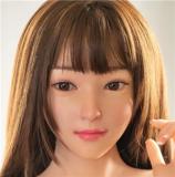 リアル人形 ラブドール 158cm Cカップ  #2頭部 高級シリコン頭部+TPE材質ボディ 身長など選べる FUDOLL