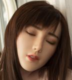 フルシリコン製ラブドール  RZR Doll 新発売 162cm Bカップ 紀香ヘッド 口開閉機能選択可 2021年9月新作ボディ