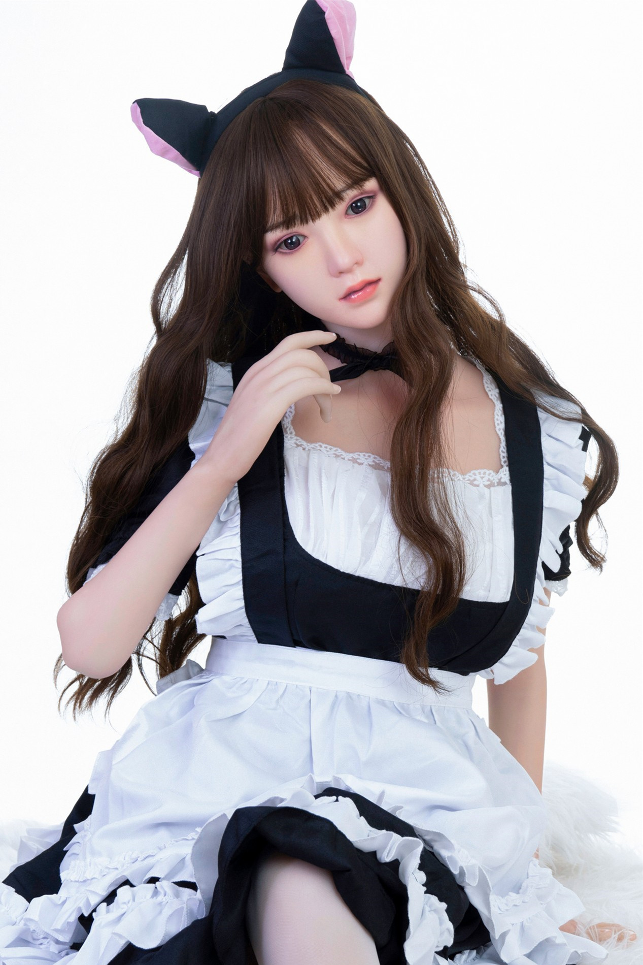 Real Girl ラブドール 157cm Cカップ R23頭部 TPE材質ボディー ヘッド材質選択可能 メイク選択可能