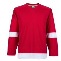 ON SALE! Detroit Red Wings Blank Hockey Jerseys E007