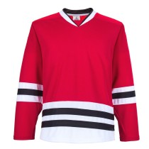ON SALE! Chicago Blackhawks Blank Hockey Jerseys E022