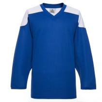 H100-206 Blue Blank hockey Practice Jerseys