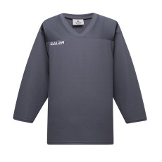 H90-TSXP013 Dark Grey Blank hockey Practice Jerseys