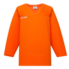 H90-TSXP014 Orange Blank hockey Practice Jerseys