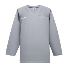 H90-TSXP010 Grey Blank hockey Practice Jerseys