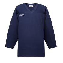 H90-TSXP011 Navy Blue Blank hockey Practice Jerseys