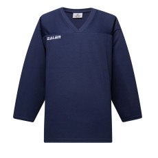 H90-TSXP011 Navy Blue Blank hockey Practice Jerseys