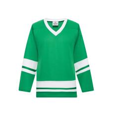 H400-210 Kelly/White Blank hockey League Jerseys