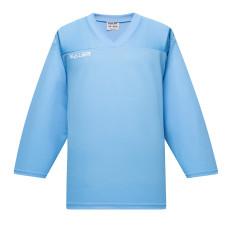 H90-TSXP017 Sky Blue  Blank hockey Practice Jerseys