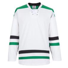 H900-E018 White Blank  hockey  Practice Jerseys