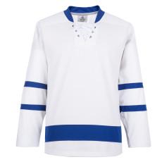 H900-E025 White Blank  hockey  Practice Jerseys