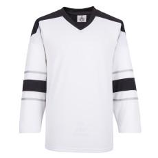 H900-E063 White Blank  hockey  Practice Jerseys