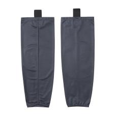 HS80-XW087 Grey Blank  hockey  Practice socks(Pair)