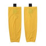 HS80-XW063 Yellow Blank  hockey  Practice socks(Pair)
