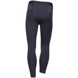 HCP100 Compression Hockey Pants with Athletic Cup & Sock Tabs, Hockey Jock for Men & Boys - Senior and Junior - Adult and Youth