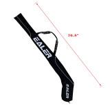 HB200 One Shoulder Hockey Stick Bag Black Light Waterproof for Hockey Stick Adjustable Ice Hockey Equipment