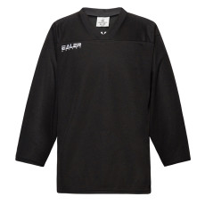 H90-TSXP005 Black Blank hockey Practice Jerseys