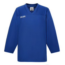 H90-TSXP004 Blue Blank hockey Practice Jerseys