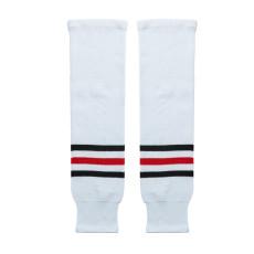 HSK100 Series Multiple Colors Knit Hockey Socks Junior To Senior