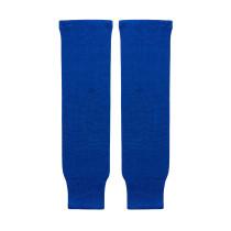 HSK80 Series Solid Color Knit Hockey Socks Junior To Senior