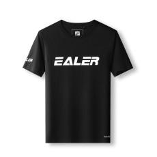 EALER EST100 Series Men's Classic Short Sleeve Tee Shirt & 100% Cotton Crew Neck Adult Tops
