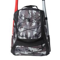 EALER Baseball Bat Bag - Backpack for Baseball, T-Ball & Softball Equipment for Youth and Adults | Holds Bat, Helmet, Glove, & Shoes |Shoe Compartment & Fence Hook