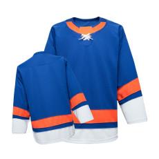 H900-EF092 Blue Blank  hockey  Practice Jerseys