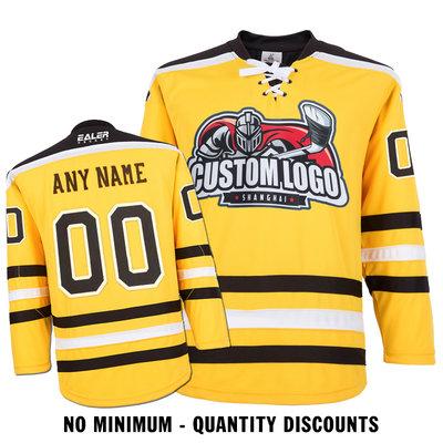 Custom Your Hockey Jerseys (Any Logo Any Number Any Name) Chicago