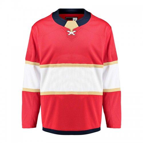 8c60f9c69 Florida Panthers EALER Blank Hockey Jerseys Home E037