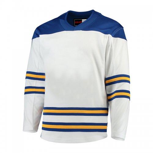 on sale 605df 5cd69 Buffalo Sabres EALER Blank Hockey Jerseys 2018 Winter Classic E017