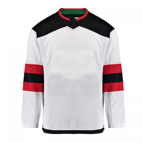 separation shoes aaedd c1c5c New Jersey Devils EALER Blank Hockey Jerseys Away E072B
