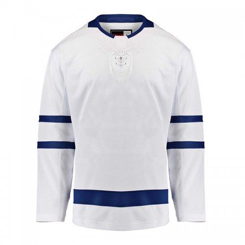 Toronto Maple Leafs EALER Blank Hockey Jerseys Away E025B d171fb8ef