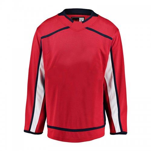 purchase cheap 7a23f f7651 Washington Capitals EALER Blank Hockey Jerseys Home E077