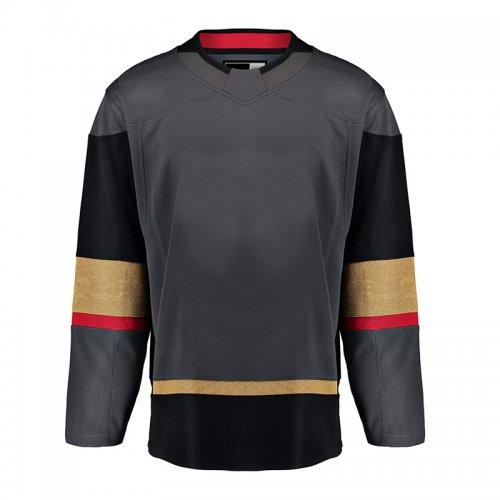 the best attitude 05560 9662f Vegas Golden Knights EALER Blank Hockey Jerseys Home E061