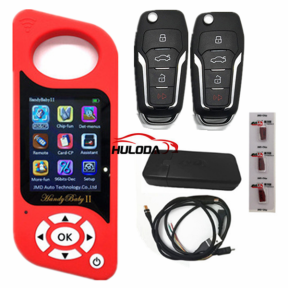 JMD Handy Baby II Car Key Chip Copier Auto Key Programmer with G and 96bit 48 function