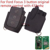 For Ford Focus and mondeo 3 button original remote control with 433mhz