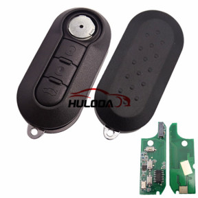 (M.Marelli BSI System) For FIAT:Ducato,Bravo,500L For PEUGEOT:Boxer  For CITROEN:Jumper For ALFA ROMEO:Giulietta For IVECO:Daily 3 button remote key  PCF7946-433mhz