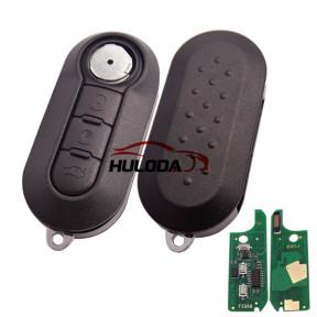 As Model:  (Delphi BSI System) For FIAT:Doblo,Fiorino,Grande Punto,500 PEUGEOT:Beeper,Tepee For CITROEN:Nemo ALFA ROMEO:Mito FORD:KA For OPEL:Combo 3 button remote key PCF7946-433MHZ