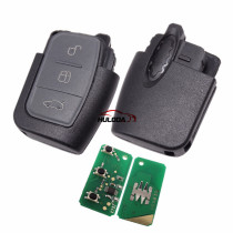 For Ford Focus and mondeo 3 button remote control with 434mhz