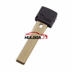 For Porsche emergency key blade