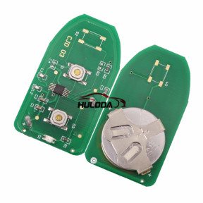 For KIA Freddy 2 button remote key  with 315mhz